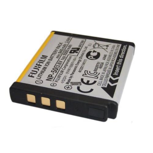 FUJIFILM 充電式バッテリー NP-50   並行輸入品