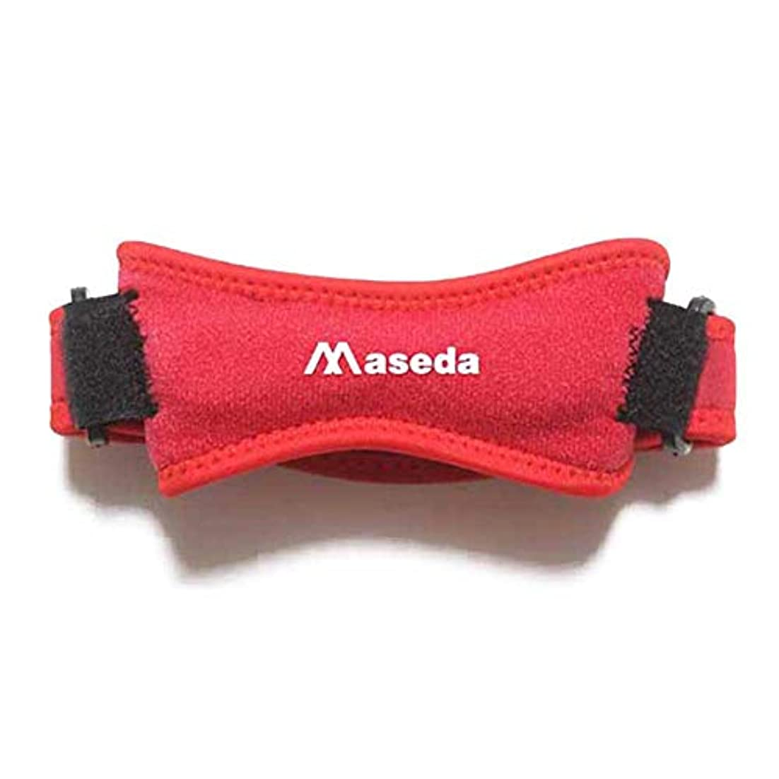 ツールきらめきツールTenflyer ソフトブレース膝サポートストラップ調節可能な膝蓋骨腱プロテクターベルトガードパッド