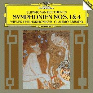 ベートーヴェン:交響曲第1番&第4番