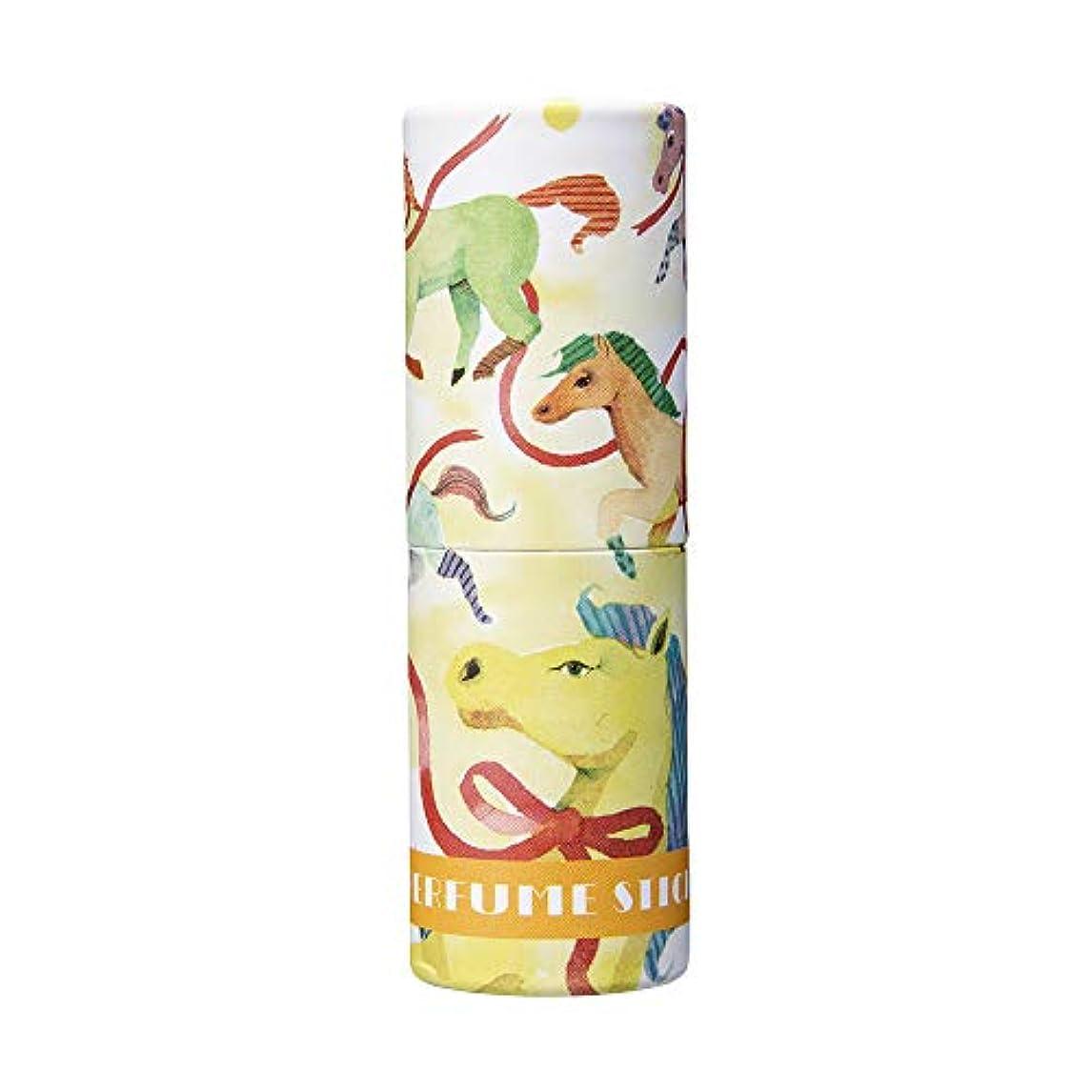 絡まる支援パフュームスティック チアー シトラス&シャボンの香り CatoFriendデザイン 5g