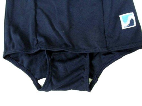 スクール水着 女児から大人まで (5001N) ハイゲージ ダブル型 (3L)