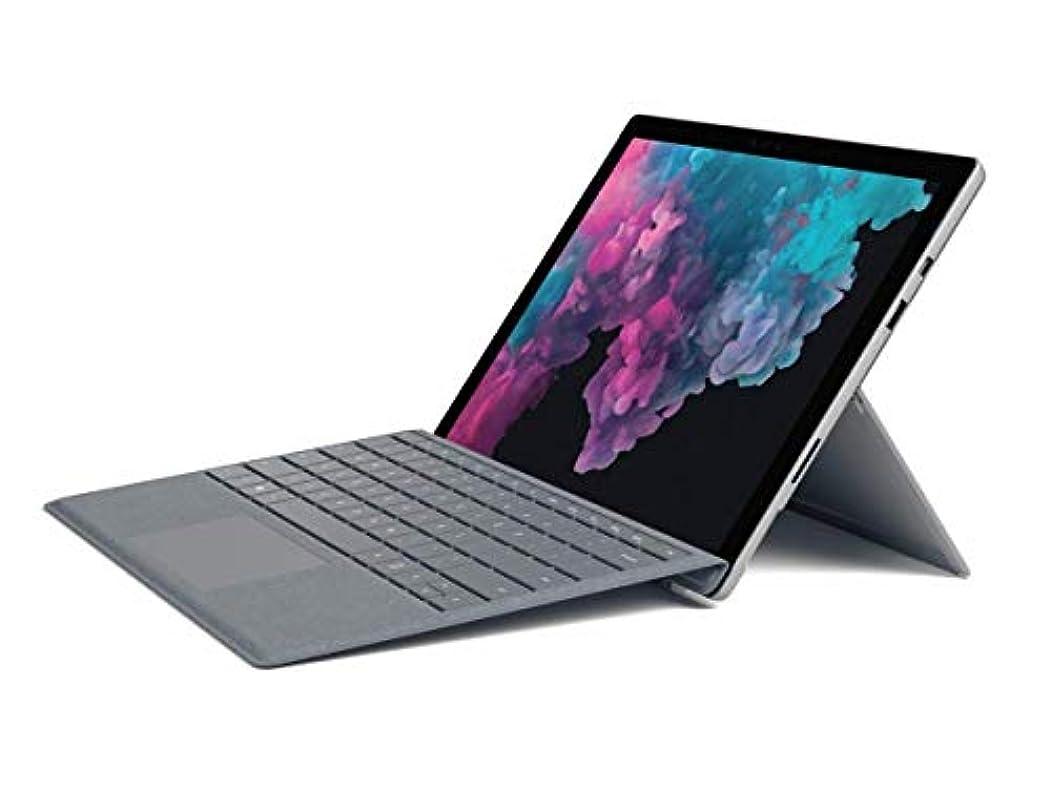 処分した家事足枷マイクロソフト Surface Pro 6 [サーフェス プロ 6 ノートパソコン] 12.3型 Core i5/128GB/8GB Office Home & Business 2019 (タイプカバー同梱 / プラチナ) - LJK-00025