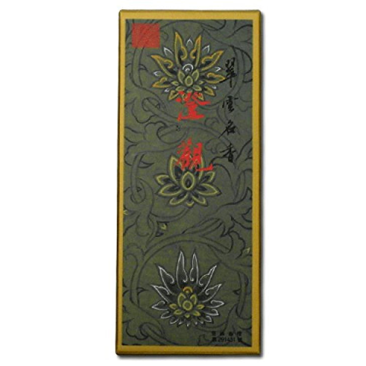 ぬれた全国挨拶するTemple Incense Jing Kwan (クリアGaze ) Oriental Incense Large 120スティックボックス