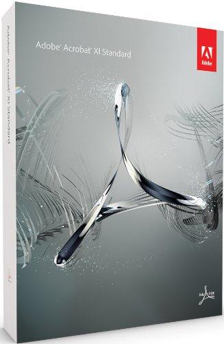 【旧商品】Adobe Acrobat 11 Standard Windows版