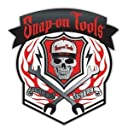 Snap-on (スナップオン) ステッカー フォージドスティールスカル USA純正 並行輸入品