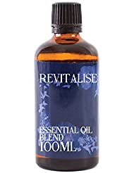 Mystix London | Revitalise Essential Oil Blend - 100ml - 100% Pure