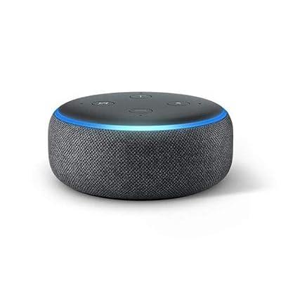 All-new Echo Dot (3rd Gen) – Smart speaker with Alexa -