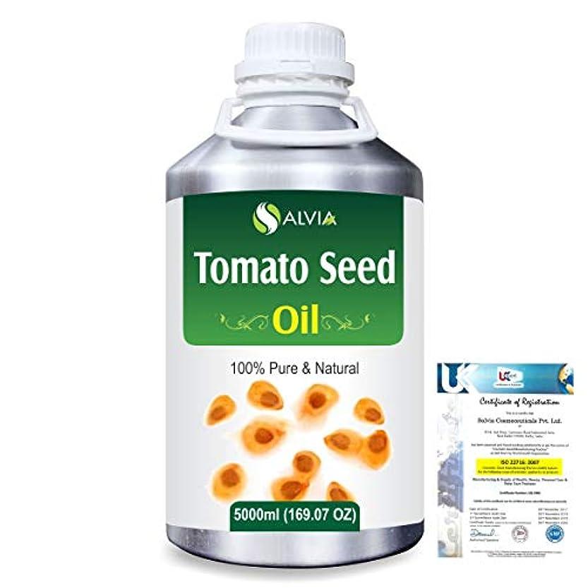 お気に入り闘争例示するTomato Seed (Lycopersicon Esculentum) 100% Pure Natural Carrier Oil 5000ml/169 fl.oz.
