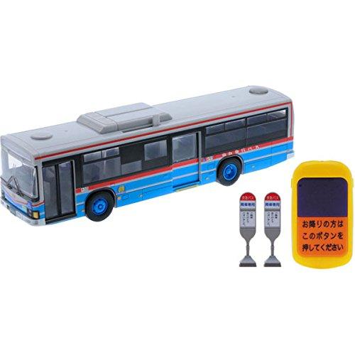「つぎとまります! 」IRリモコン京浜急行バス