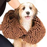 Dog Gone Smart Dirty Dog Shammy, Brown - DGSSHAMMY03