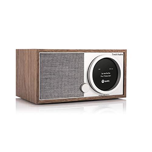 Tivoli Model One Digital Walnut/Grey 国内正規品 MOD-1747-JP