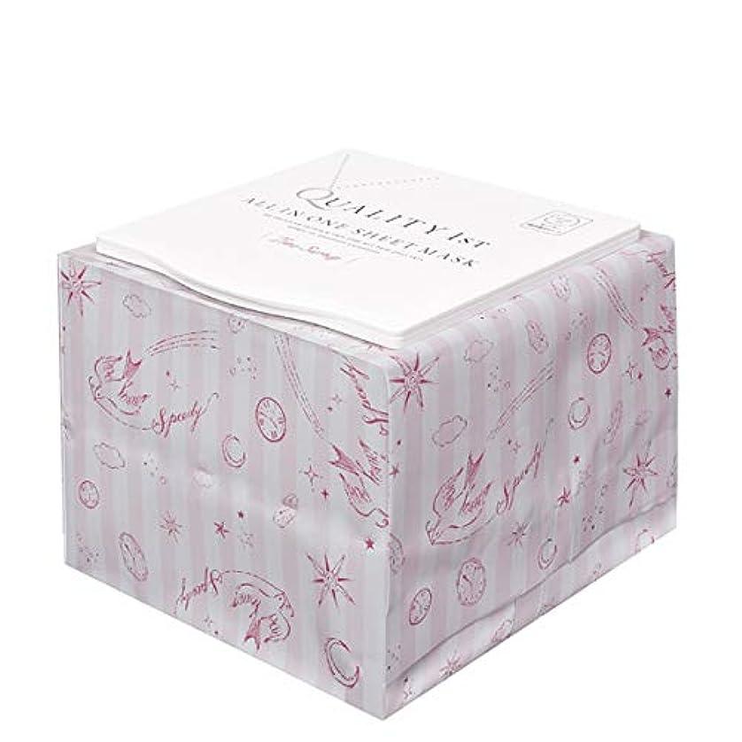 アイドルハンディキャップ熟すクオリティファースト オールインワンシートマスク BOX 超時短マスク 32枚入