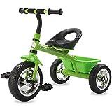 子供の三輪車三輪車2-5歳緑