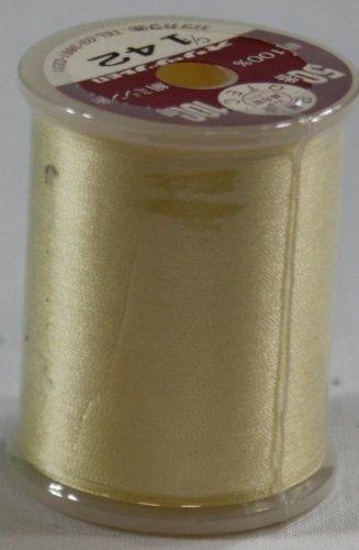 オリヅル絹ミシン糸  50番 100m  142