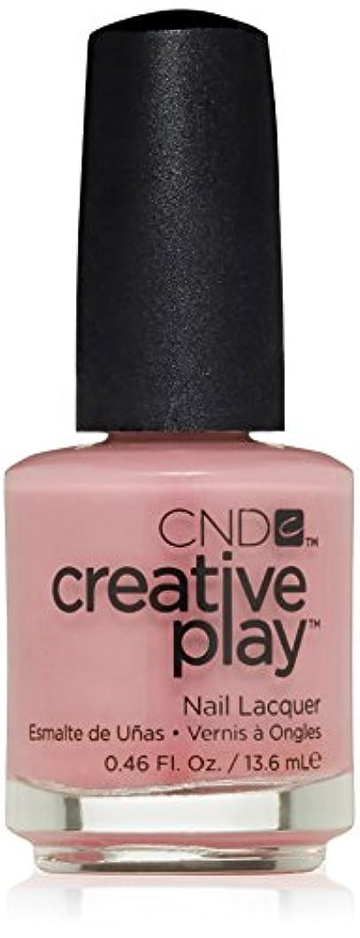 先史時代のスキップ請うCND Creative Play Lacquer - Oh! Flamingo - 0.46oz / 13.6ml