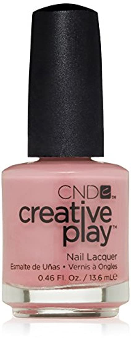 飛行機外出クレーターCND Creative Play Lacquer - Oh! Flamingo - 0.46oz / 13.6ml
