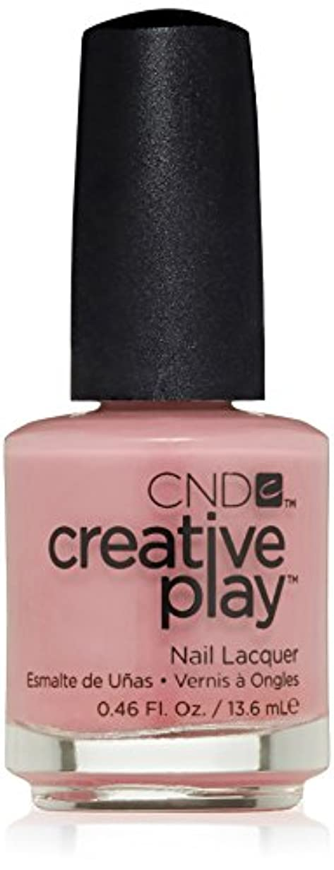 汚れた直立CND Creative Play Lacquer - Oh! Flamingo - 0.46oz / 13.6ml