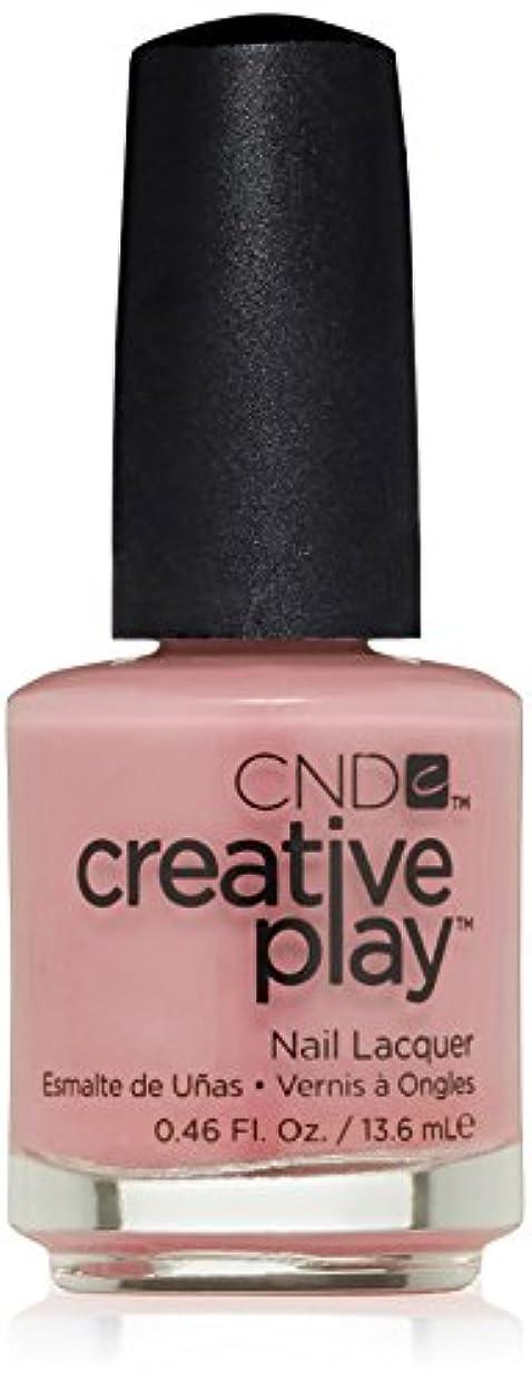 波紋ナビゲーション血色の良いCND Creative Play Lacquer - Oh! Flamingo - 0.46oz / 13.6ml