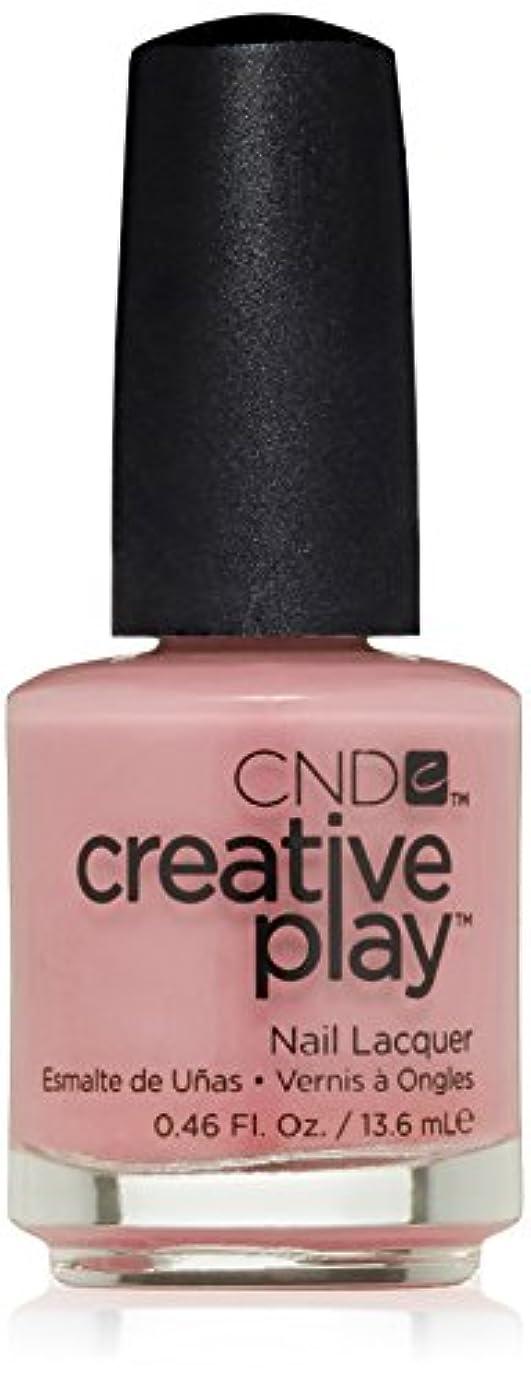 バズ甘美な今晩CND Creative Play Lacquer - Oh! Flamingo - 0.46oz / 13.6ml