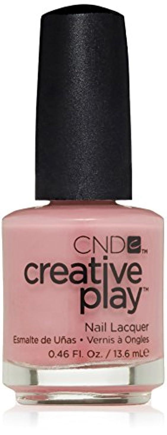 符号クレーター地中海CND Creative Play Lacquer - Oh! Flamingo - 0.46oz / 13.6ml