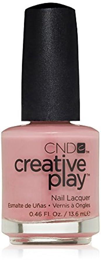北極圏ピクニックすでにCND Creative Play Lacquer - Oh! Flamingo - 0.46oz / 13.6ml