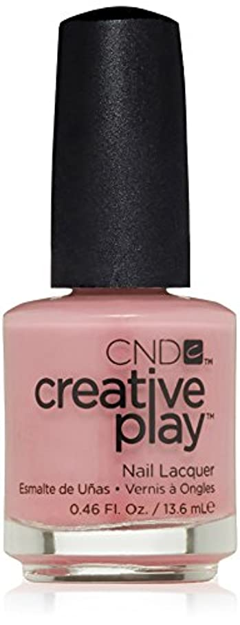 受粉するメディカルトイレCND Creative Play Lacquer - Oh! Flamingo - 0.46oz / 13.6ml