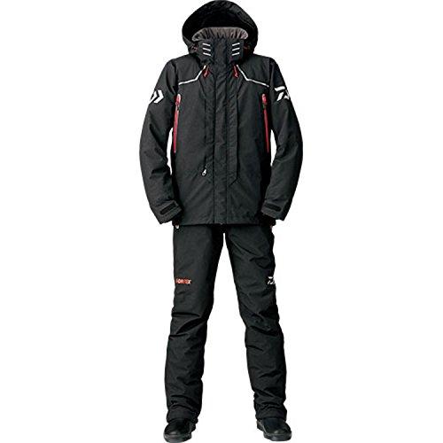 ダイワ  ゴアテックス プロダクト コンビアップ ハイロフト ウィンター スーツ DW-1304 ブラック L