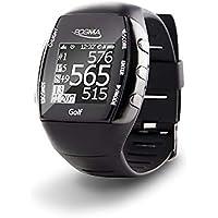 Posma New GM2 ゴルフ フィットネス 多機能 スマート GPSウォッチ GPS腕時計 距離計 ゴルフナビ 内蔵グリーンライト 心拍計 Bluetooth Android iOS app スマートフォン iPhoneに対応可能