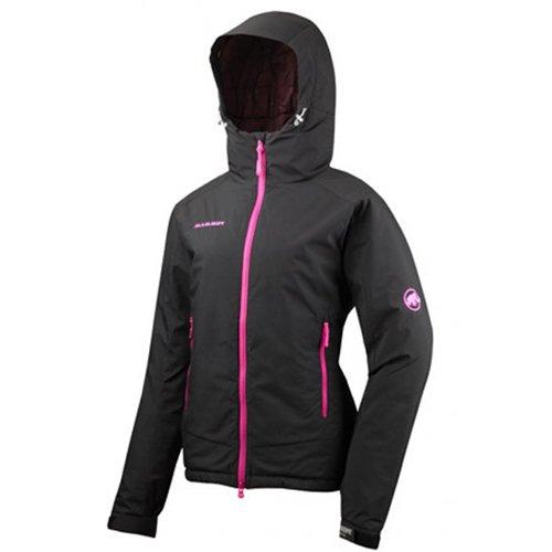 ⑬ マムート(MAMMUT) Plasma Jacket Women black-mallow S 1010-13710