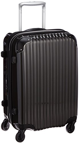 [シフレ] siffler 拡張スーツケース エスケープ 48cm 35-43L 3.2kg 機内持込サイズ TSAロック ESC2007-48 ガンメタ (ガンメタ)
