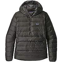 [パタゴニア]Patagonia Men's Down Sweater Hoody Pullover メンズ ダウン セーター フーディ プルオーバー Forge Grey 84635 (USサイズ) [並行輸入品]