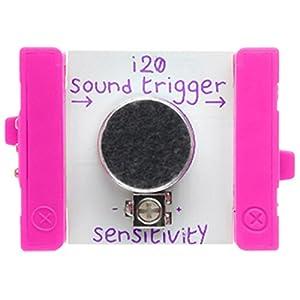 littleBits 電子工作 モジュール BITS MODULES SOUND I20 TRIGGER サウンドトリガー