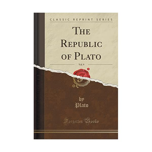 The Republic of Plato, V...の商品画像