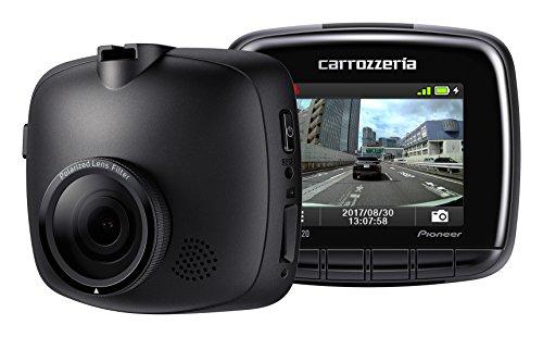 カロッツェリア(パイオニア) ドライブレコーダーユニット ND-DVR20 300万画素 Full HD以上/WDR/GPS/Gセンサー/対角132º/駐車監視/危険挙動録画/偏光フィルター標準装備