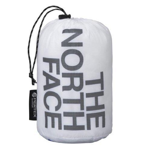 ザ・ノース・フェイス(THE NORTH FACE) ホワイトスタッフバッグ2L NM91210 CK クリアー/ブラック