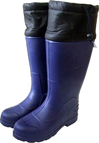 カルックス 超軽量長靴 男性用 紺 28cm