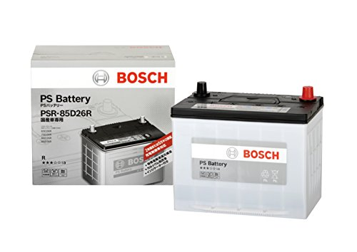 BOSCH (ボッシュ)PSバッテリー 国産車 充電制御車バッテリー PSR-85D26R