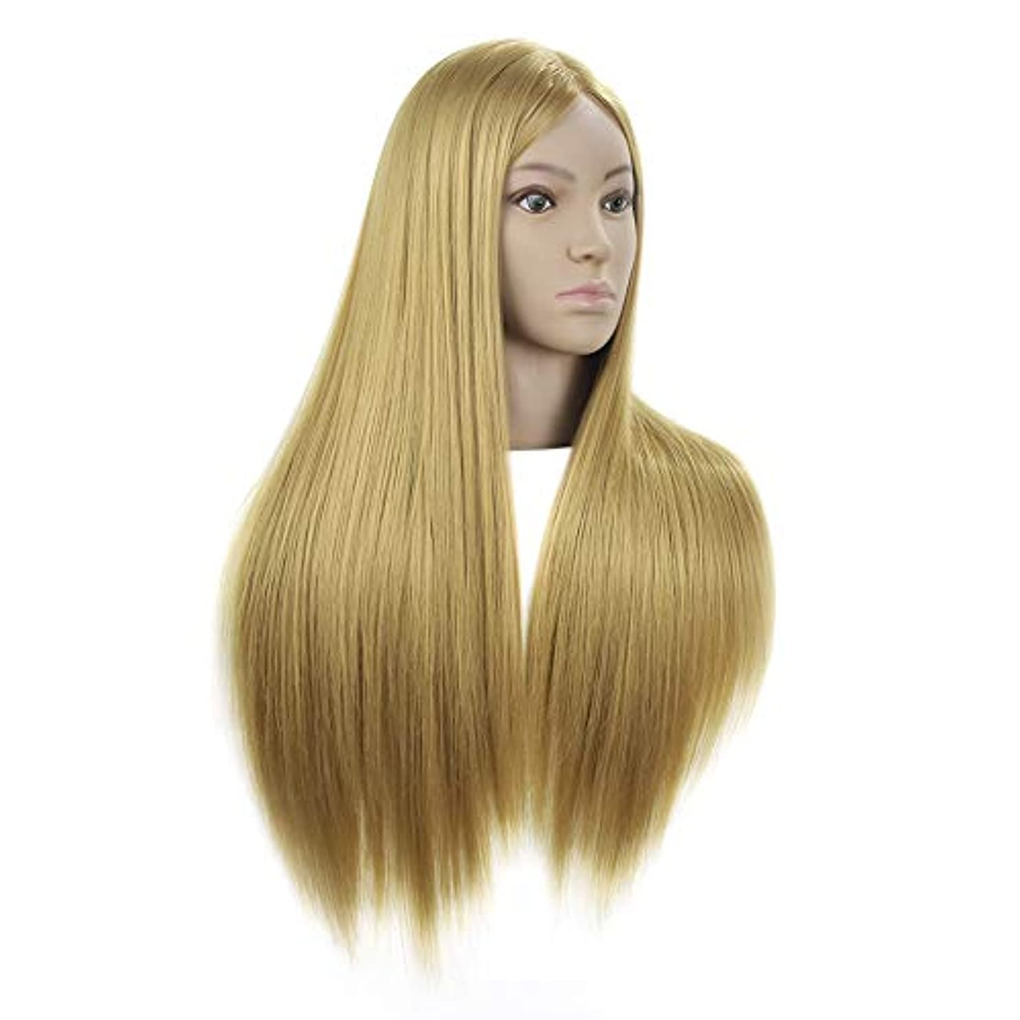 抑制ジャズ背が高いリアルヘアスタイリングマネキンヘッド女性ヘッドモデル教育ヘッド理髪店編組ヘア染色学習ダミーヘッド