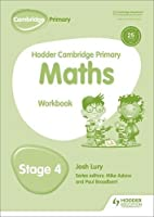 Hodder Cambridge Primary Maths Workbook 4