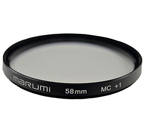 MARUMI カメラ用フィルター クローズアップレンズ MC+1 58mm 近接撮影用 031097