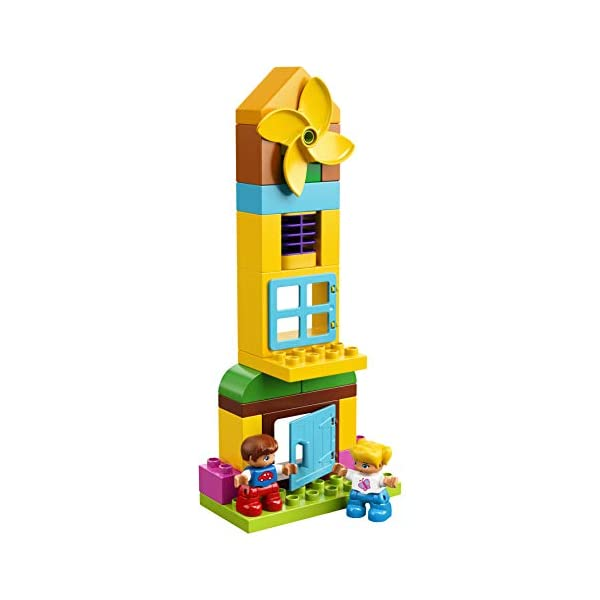 レゴ(LEGO) デュプロ みどりのコンテナス...の紹介画像5
