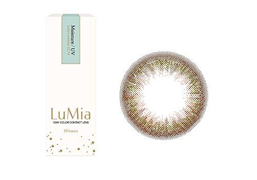 LuMia(ルミア) ワンデー10枚入 【シフォンオリーブ】...