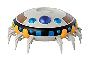 ドラゴンボール超 MEGA ワールドコレクタブルフィギュア-FREEZA'S SPACESHIP- 全1種 バンプレスト プライズ