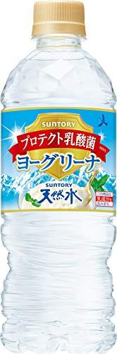 サントリー ヨーグリーナ&天然水 プロテクト乳酸菌 (冷凍兼用) 540ml×24本