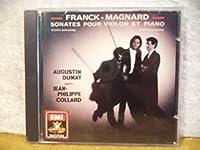 Franck / Magnard: Violin Sonatas