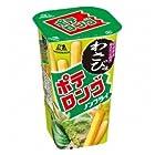 森永製菓 ポテロング わさび味 45g 60コ入り