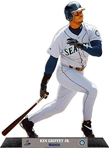 ケン・グリフィーSeattle Mariners MLB StandZ ®デスクトップアクション写真デスクトップ表示