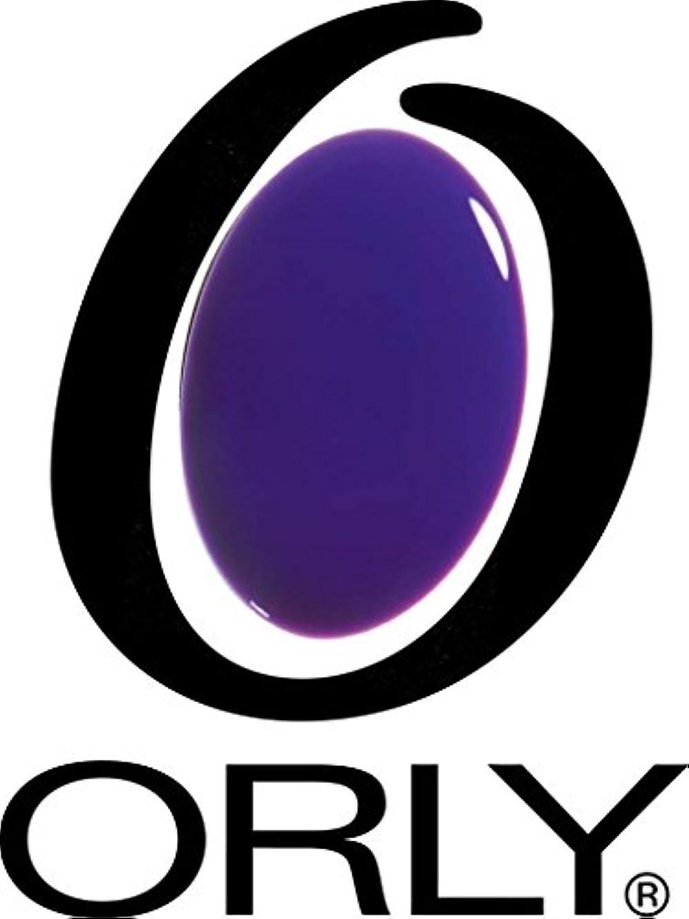 セールオレンジ代理人Orly Nail Lacquer - Charged Up - 0.6oz / 18ml