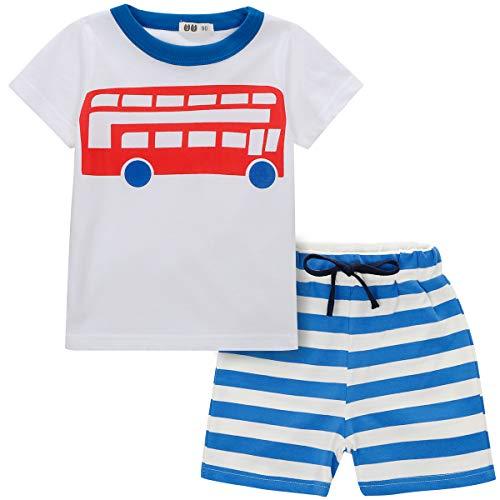 626d3ed8156b8 子供服 ベビー半袖 ベビー Tシャツ 赤ちゃん 服 ボイズ 男の子Tシャツ パンツ 上下セット