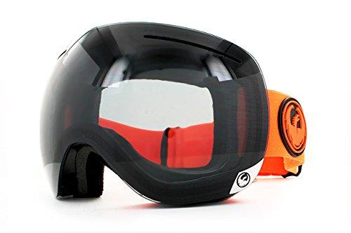 ドラゴン ゴーグル 2014-2015年モデル レギュラーフィット DRAGON X1 722-5414 メンズ レディース ミラーレンズ スキー スノーボード